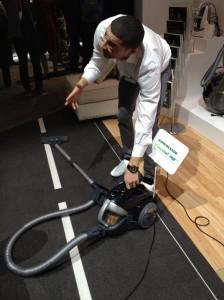 LG Canister Vacuum