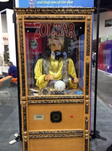 The great Zoltar